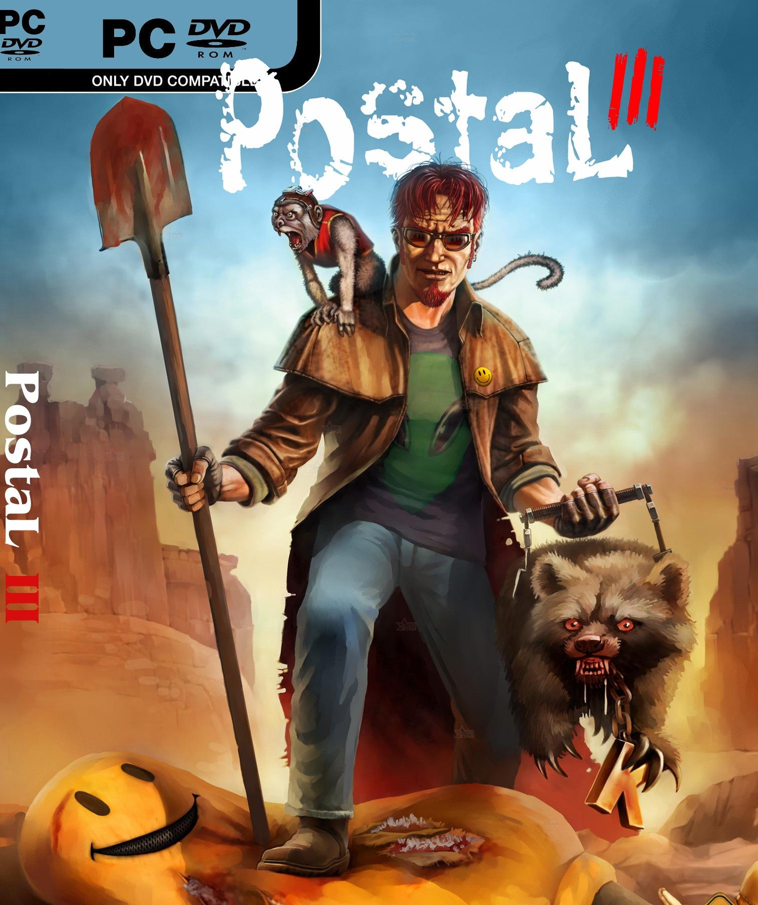 Бесплатно скачать Postal 3 (PC/2011/RUS) + Crack без регистрации.