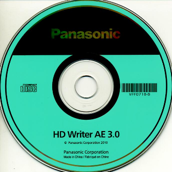 Hd Writer Panasonic Скачать