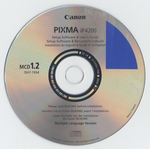 Драйвера На Canon Ip 2000