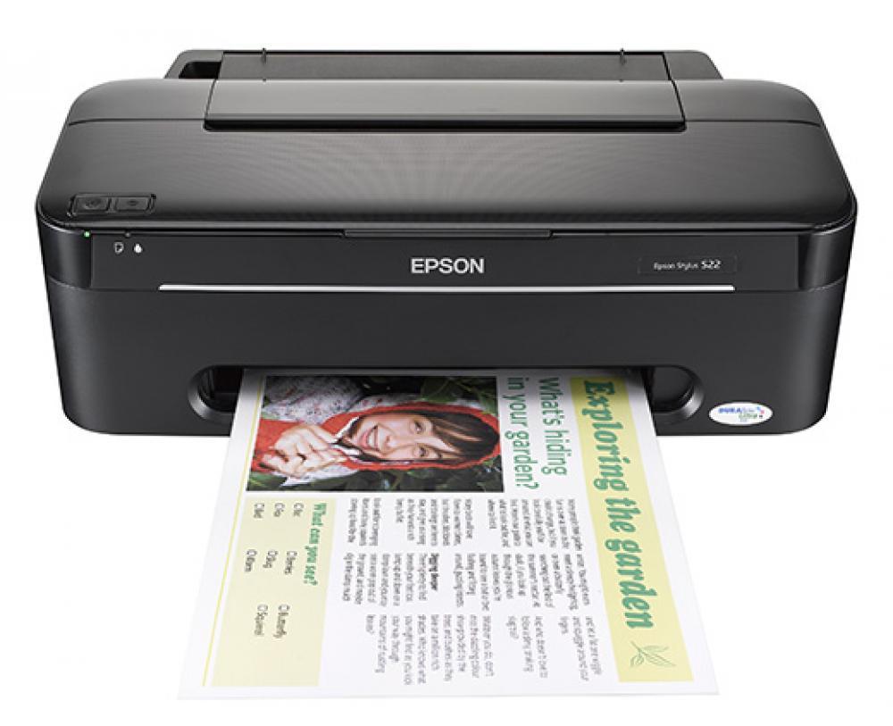 драйвера установочные для принтера epson stylus s 22 скачать